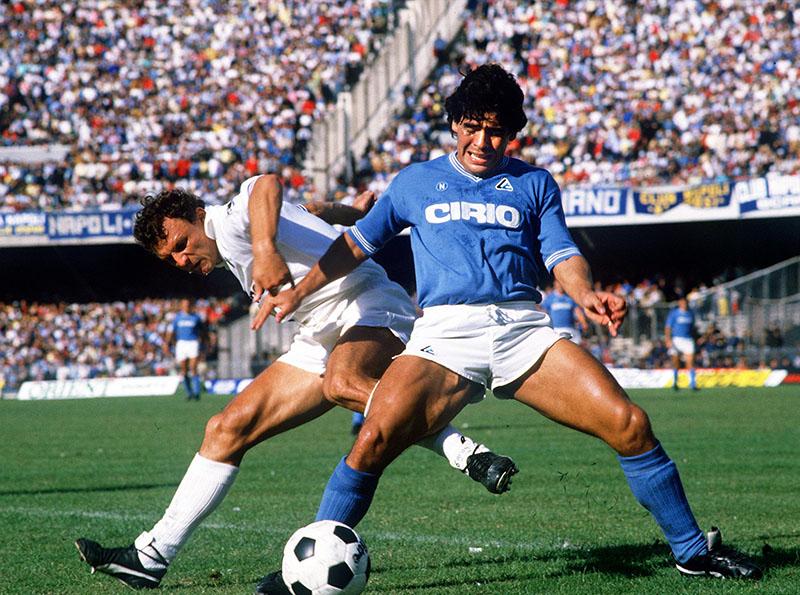 Napoli v Sampdoria